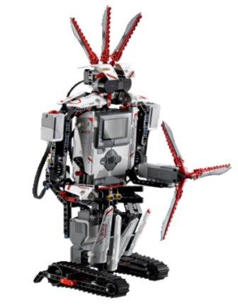 LEGO® MINDSTORMS® Computer Controlled Programmable EV3 Customizable Robot