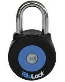 iBluLock Bluetooth Padlock