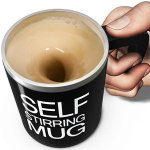iCooker® - Self-Stirring Coffee Mug