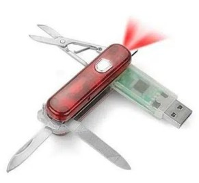 32GB Swiss Army Knife Mutli-tool USB flash drive