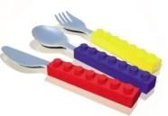 lego products LEGO knife, fork, spoon set