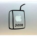 Apple Juice Box Skin for MacBook