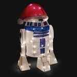Star Wars R2-D2 Lighted Lawn Ornament