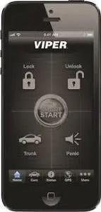 Viper Smartphone Car Starter System