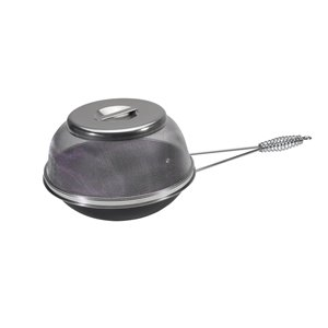 Popcorn Popper for Grills and Stovetops