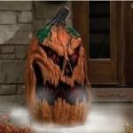 3' Fogging Jack O' Lantern