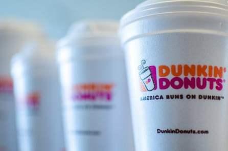 dunkin donuts statistics facts
