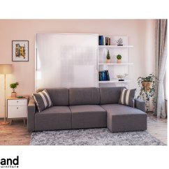 Queen Bed Sofa Everyday Beds Clean Murphysofa Sectional Wall Expand Furniture Prev