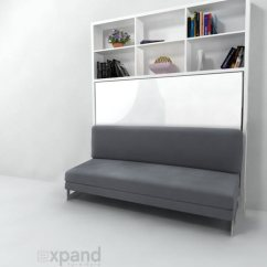 Wall Sofa Chesterfield Black Italian Bed Expand Furniture Prev