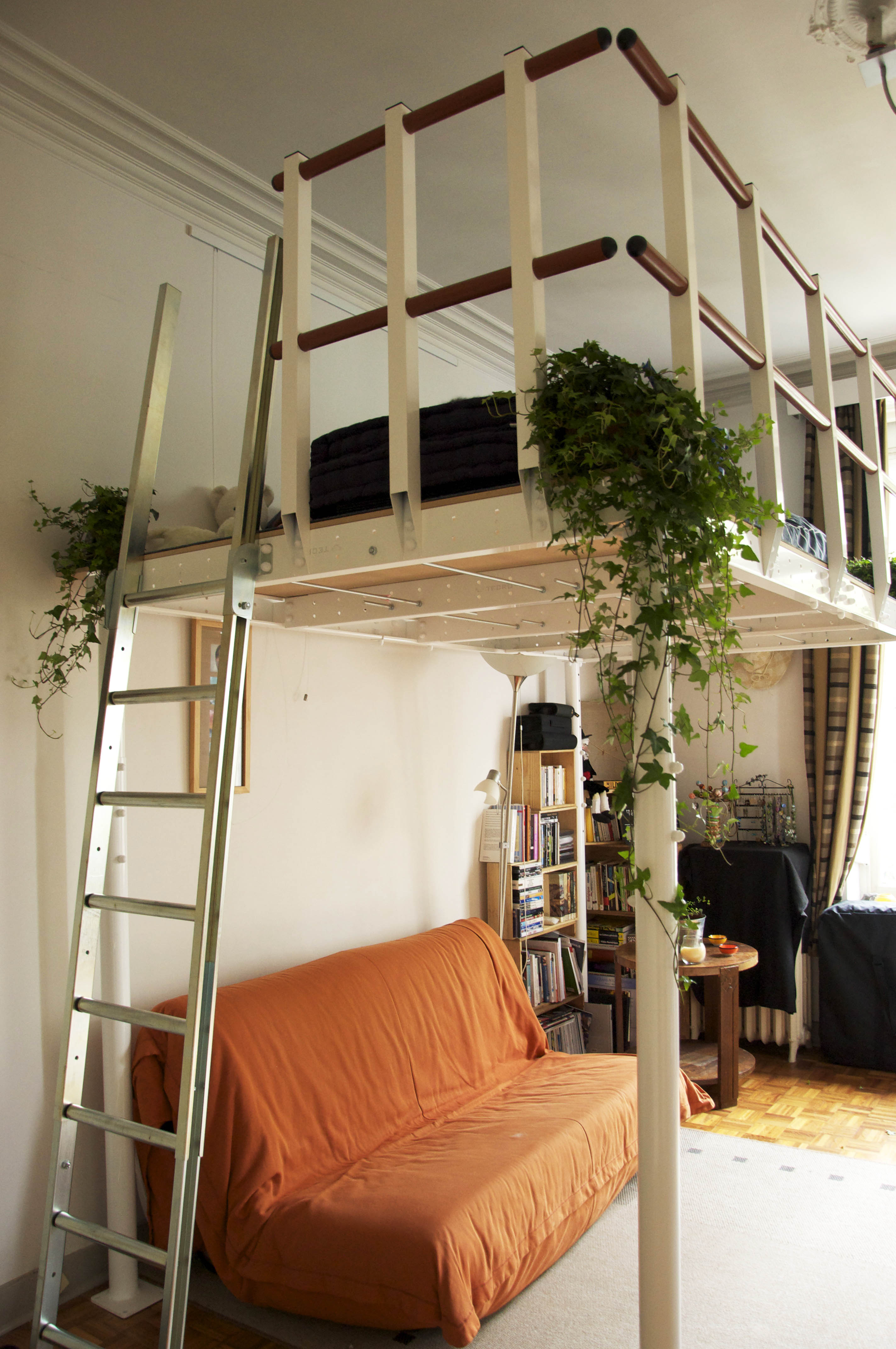 Diy Loft Bed T8 Kit In Vancouver Expand Furniture