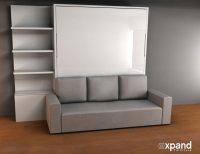 MurphySofa - King Size Murphy Bed with Sofa | Expand ...