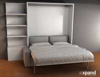 MurphySofa Clean- King Size Murphy Bed with Sofa | Expand ...