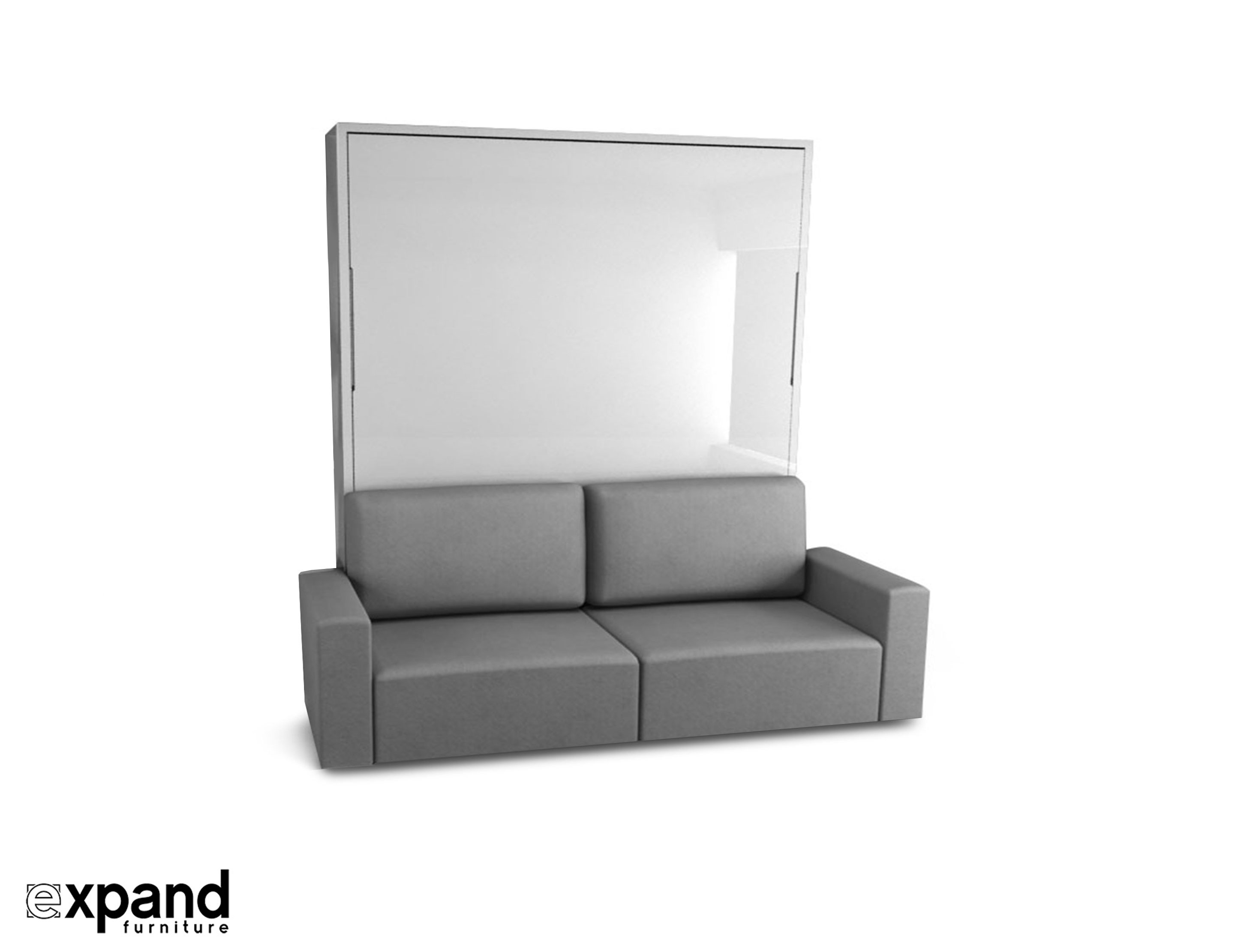 sofa murphy bed combination loveseat sectional murphysofa clean king size with expand