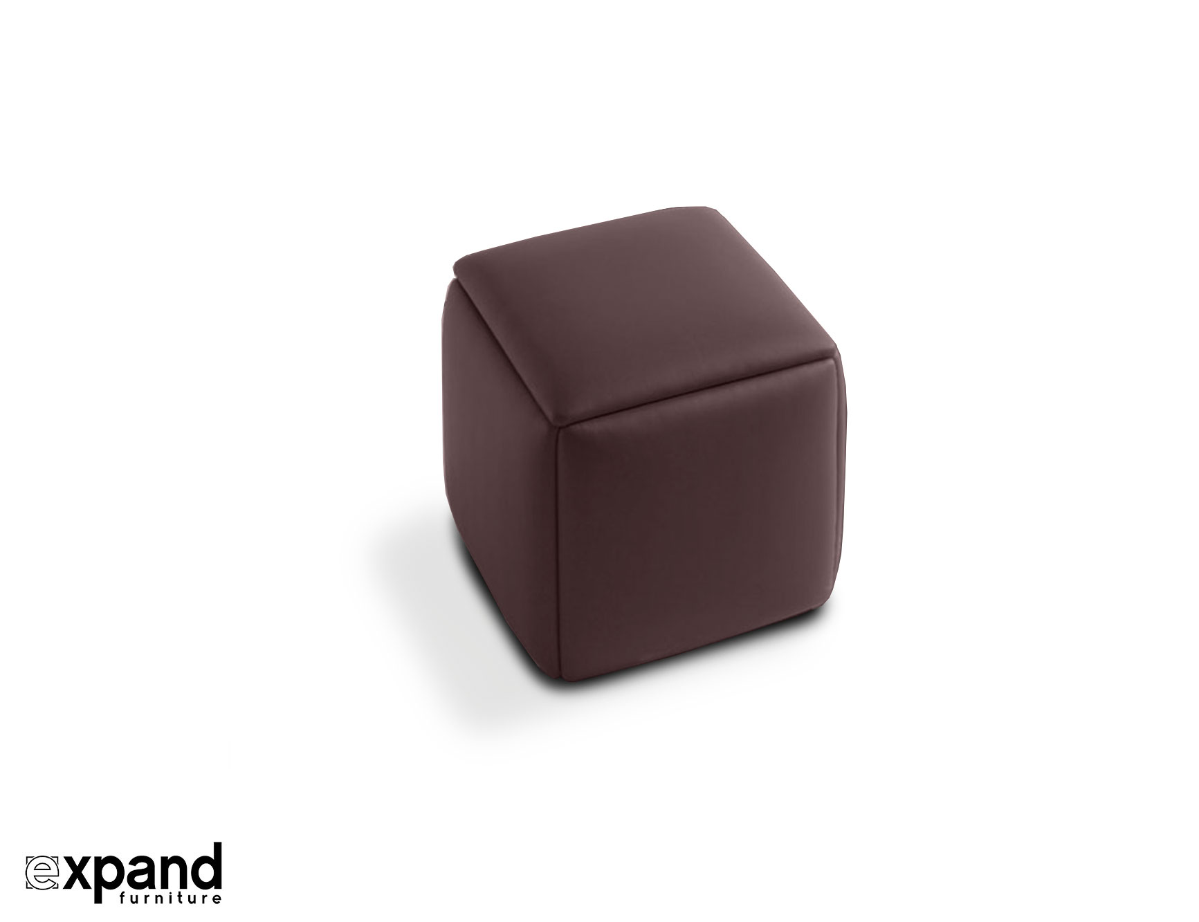 Cube Chairs Cube 5 In 1 Ottoman Seat Space Saver