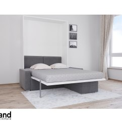 Sofa Murphy Bed Combination Bestway Inflatable Air Couch Murphysofa Minima Queen Mini Sectional Expand Furniture
