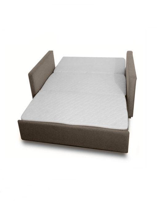 Harmony Singles Sofa Bed In Basket Open