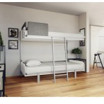 Hover Compact Fold Away Wall Bunk Beds Expand Furniture Folding Tables Smarter Wall Beds Space Savers