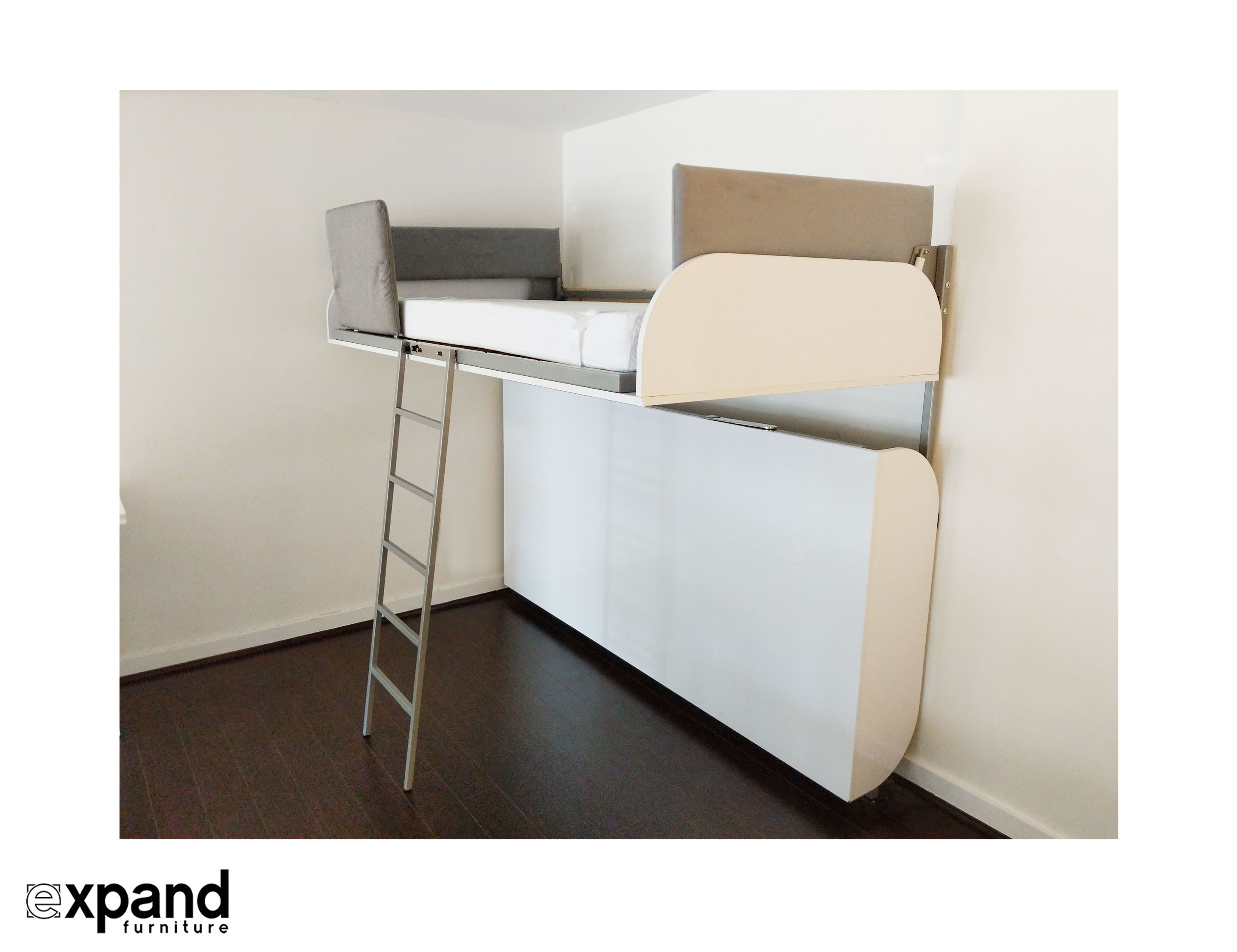 fold away single chair bed contemporary lounge chairs hover compact wall bunk beds expand