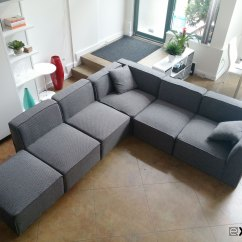 What Is A Sofa Chair With Cooler Built In Soft Cube Modern Modular Set Expand Furniture