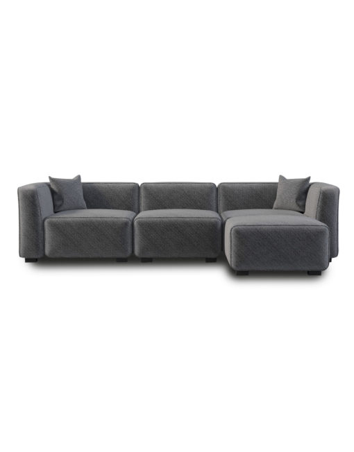 best sofa bed for living room turquoise wall decor soft cube modern modular set expand furniture folding comfy sectional in grey
