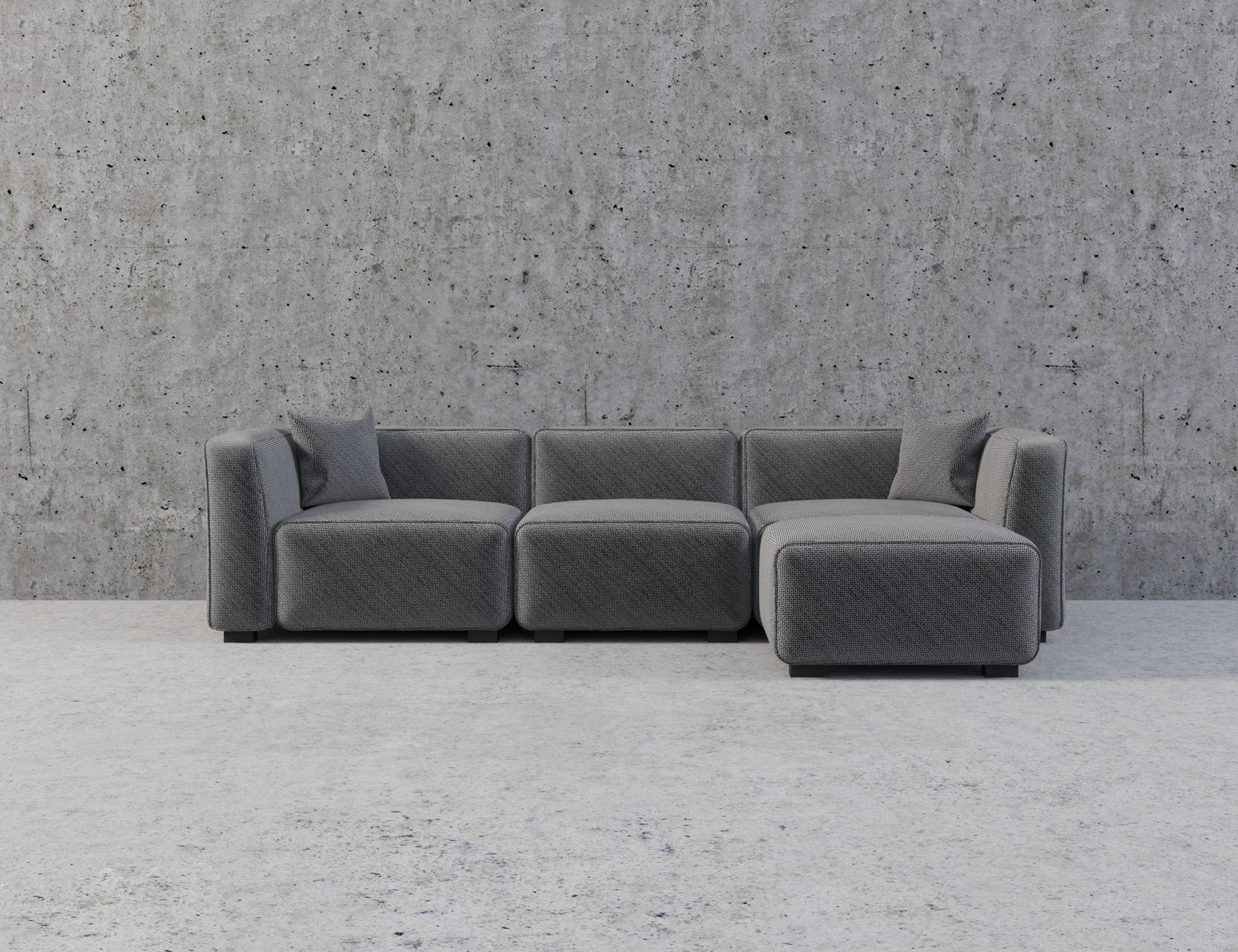 Soft Cube Modern Modular Sofa Set Expand Furniture Folding Tables Smarter Wall Beds Space Savers