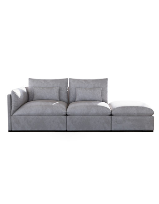 interchangeable sofa second hand dealers in bangalore adagio: modern 3 seat | expand furniture - folding ...