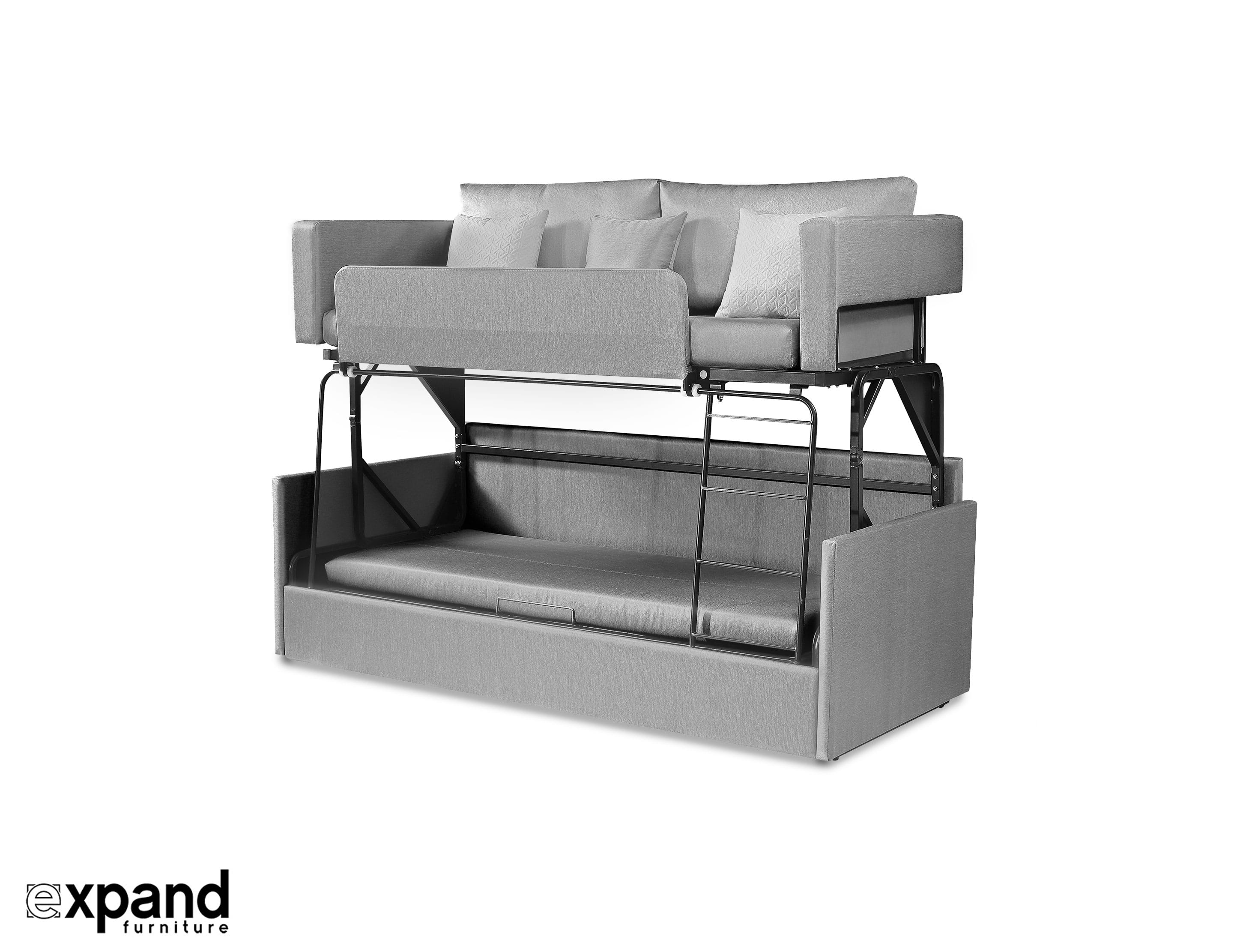 transforming sofa bed avalon 2 piece sectional bunk doc hiconsumption thesofa