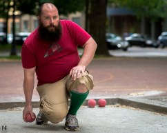 Unholy Rollers bocce ball