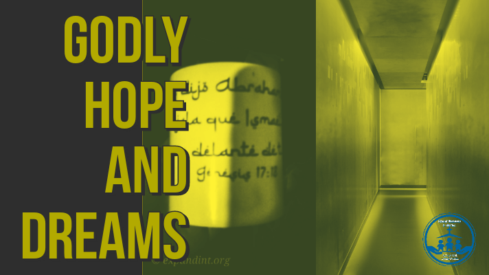Power of Godly Hope and Dreams 9