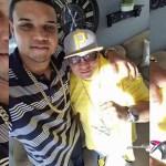 """¿Regresa Hector """"El Father""""? Causa polémica foto de Hector El Father vestido de reggaetonero junto a D.Ozi"""