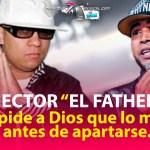 VIDEO: Hector El Father le pide a Dios que lo mate antes de apartarse | Don Omar se expresa en contra del TRAP [Ep. 8]