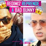 VIDEO: Redimi2 reprende a Bad Bunny | #ExpansiónNews