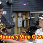 ¿Bad Bunny y Vico C se conocen y confirman COLABORACIÓN? | #ExpansiónNews