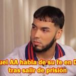 ¡Anuel cambia en la prisión! | 'Antes me sentía perdido pero aprendí a hablar con Dios' #ExpansiónNews