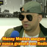 Manny Montes asegura que nunca grabará con Redimi2 y explica porque… | #ExpansiónNews