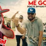 Dony El Enviado ft. Manny Montes – Me Gozaré | VIDEO REACCIÓN