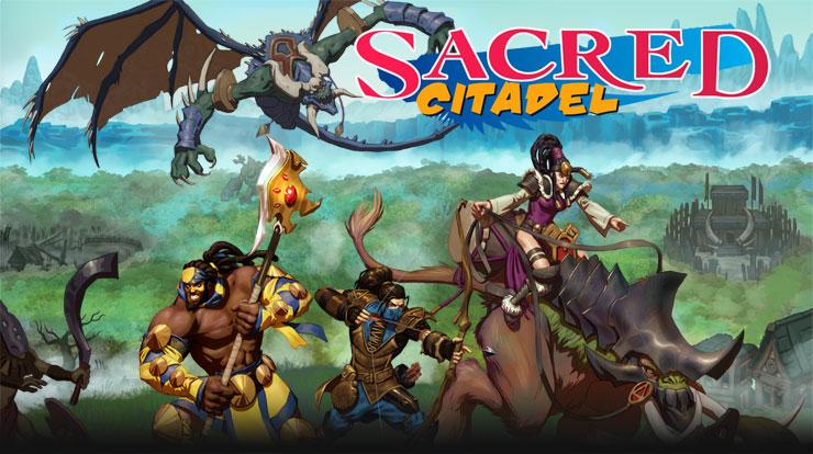Expansive Overview: Sacred Citadel