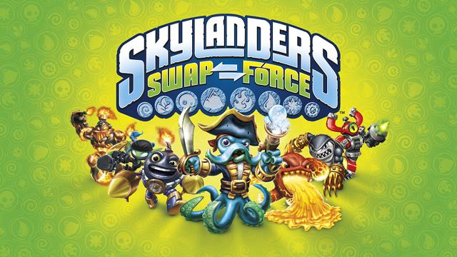 Skylanders Swap Force: As We Play