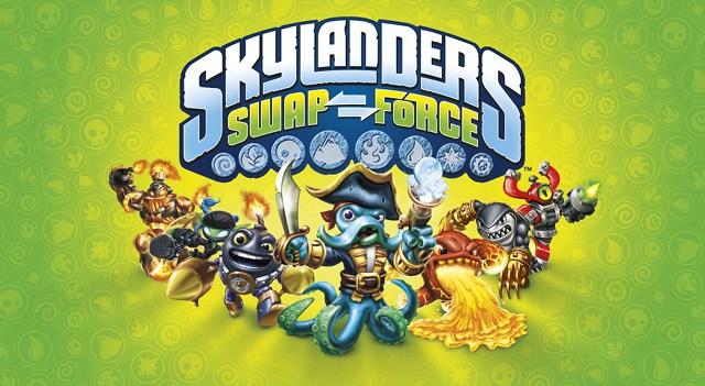 Skylanders-SWAP-Force-Review-logo