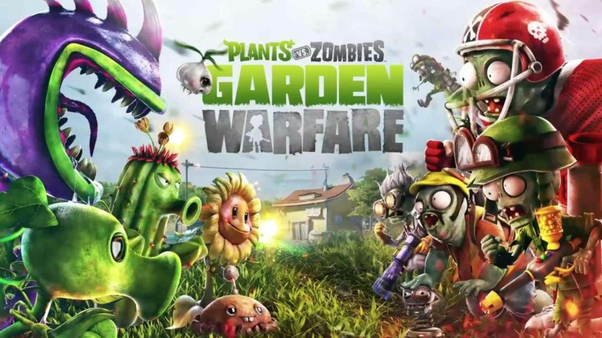 PLANTS VS. ZOMBIES GARDEN WARFARE BLASTS ONTO PC JUNE 27