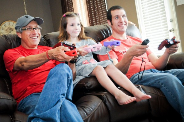 ESA Survey Reveals Average Gamer Age