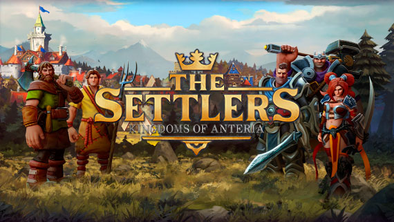 The-Settlers - Kingdoms of Anteria