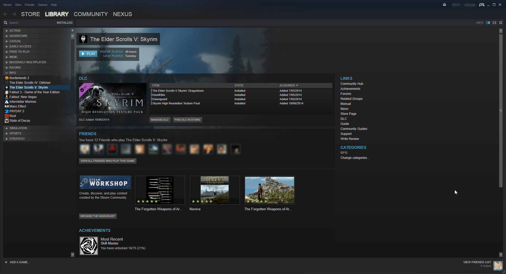 Steam DLC