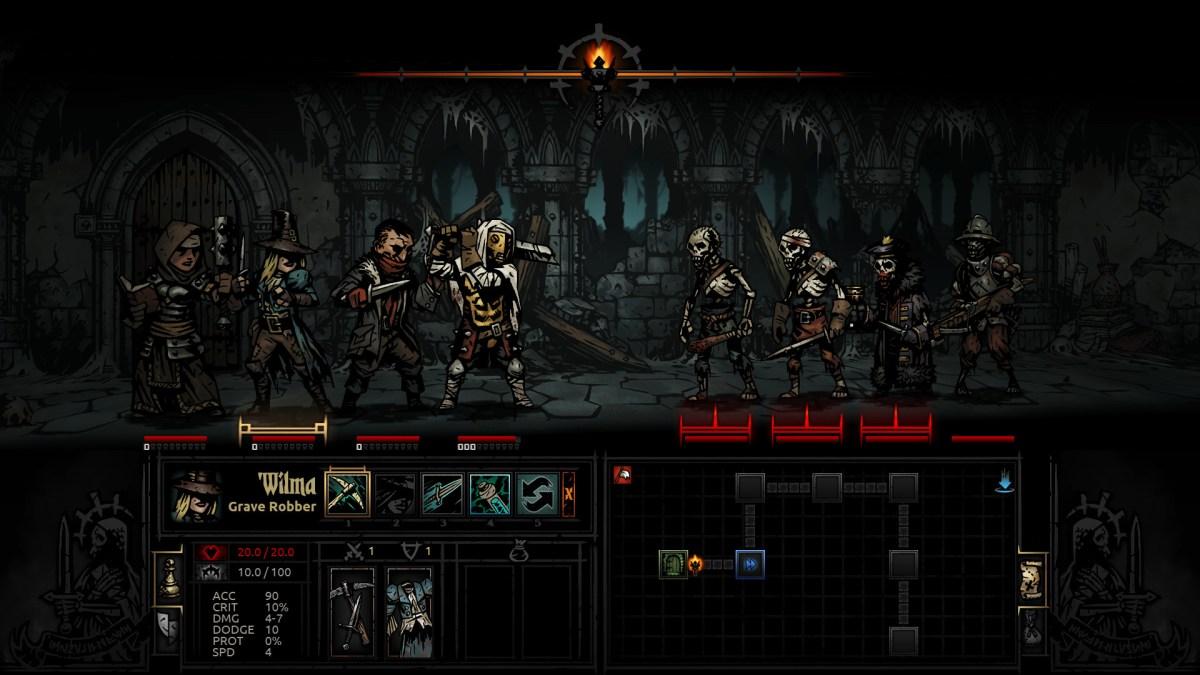Darkest Dungeon fulfils final Kickstarter stretch goal in new update