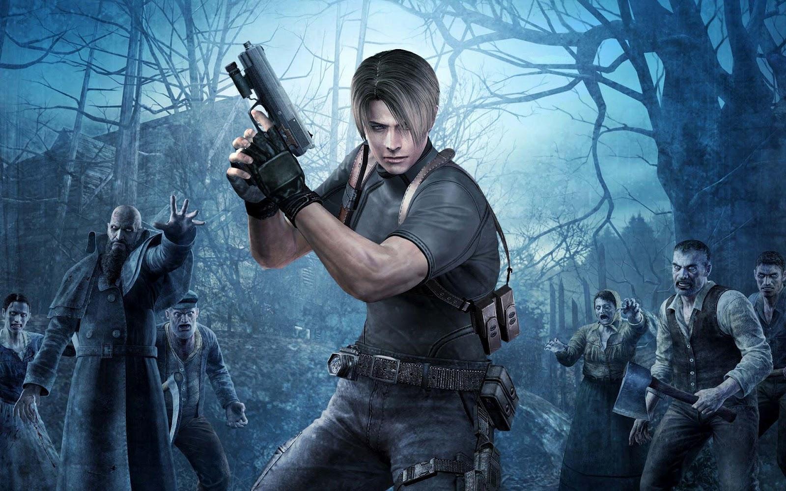resident evil 4 ps4 gameplay