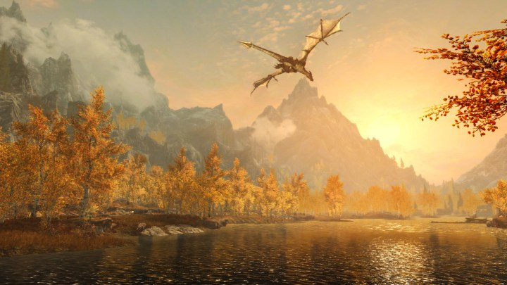 Skyrim Special Edition 1.1 Update launches on Steam