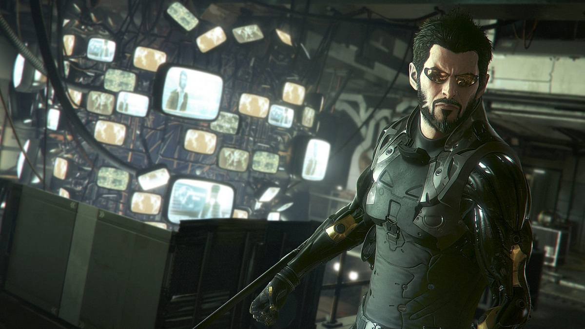 Deus Ex Mankind Divided 1.09 adds PS4 Pro Improvements