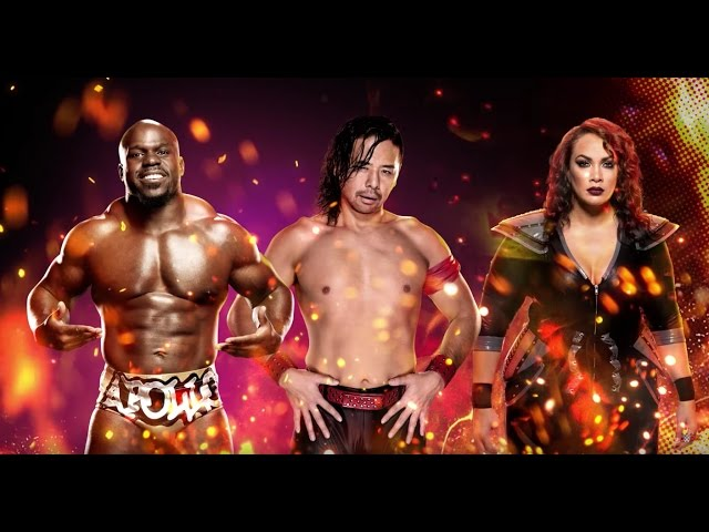 WWE 2K17 NXT Enhancement Pack available to all