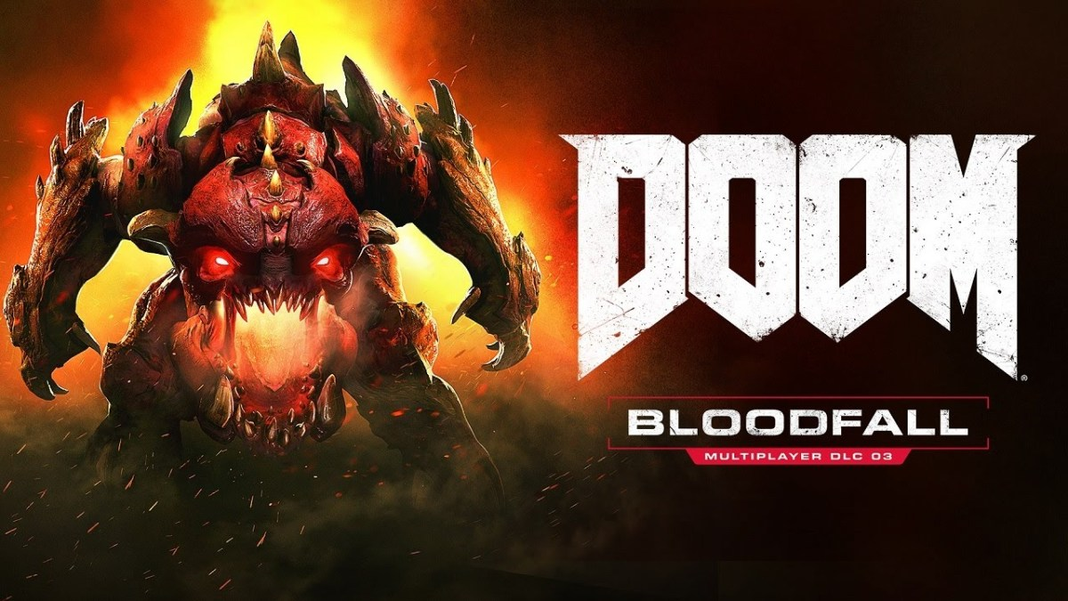 DOOM Bloodfall DLC now available