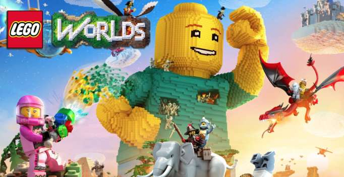 LEGO Worlds - Review - Expansive